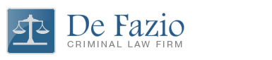 De Fazio Criminal Law Firm